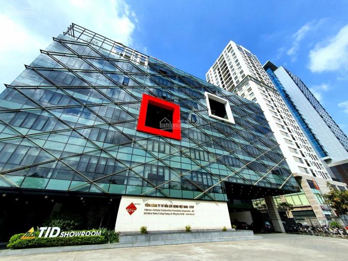 Cho thuê mặt bằng tầng 1 tòa nhà VNCC 243 Đê La Thành, Đống Đa, DT 140m2, giá từ 378.437đ/m2/tháng ảnh 0