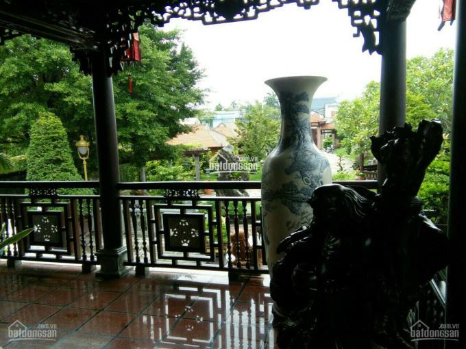 Bán biệt thự sân vườn Hưng Định Thuận An, BD cực đẹp, kiến trúc cổ, giá thấp hơn thị trường Đường C ảnh 0