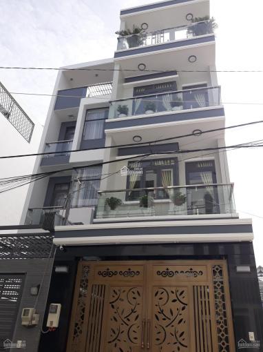 Chính chủ bán nhà Q7 (4 x 17m) - trệt 3 lầu - sân thượng. Tiếp giáp Phú Mỹ Hưng ảnh 0