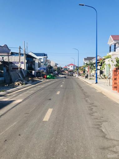 Bán đất trung tâm thị trấn Phước Hải, gần chợ và bãi tắm công cộng. Có sẵn căn nhà cấp 4 bao đẹp ảnh 0