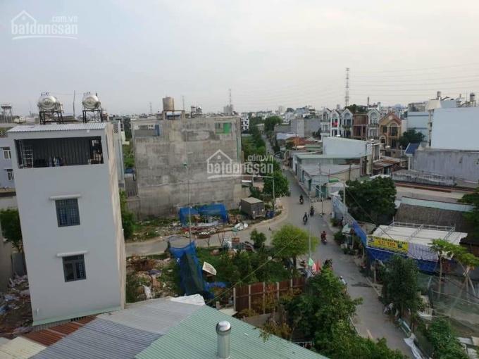 HXH đường TCH10, P. Tân Chánh Hiệp, 4,5x17m, 4 tầng BTCT giá rẻ ảnh 0