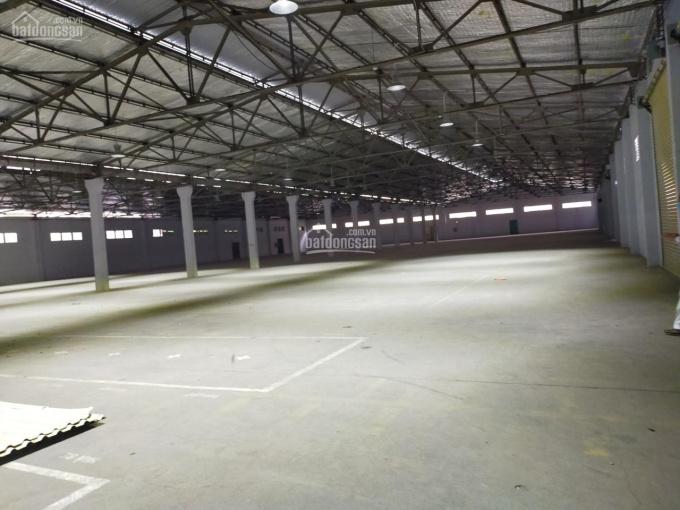 Cho thuê kho/xưởng 2000m2 - 2500m2 - 3000m2 Ao Đôi Bình Tân, container vào ok, có PCCC, mái cao 10m ảnh 0