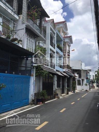 Bán nhà 1 trệt lầu HXH nhánh Lê Văn Việt, TNPB, vị trí gần chợ, 5.5x18m=90m2 (CN) giá chỉ 6 tỷ (TL) ảnh 0