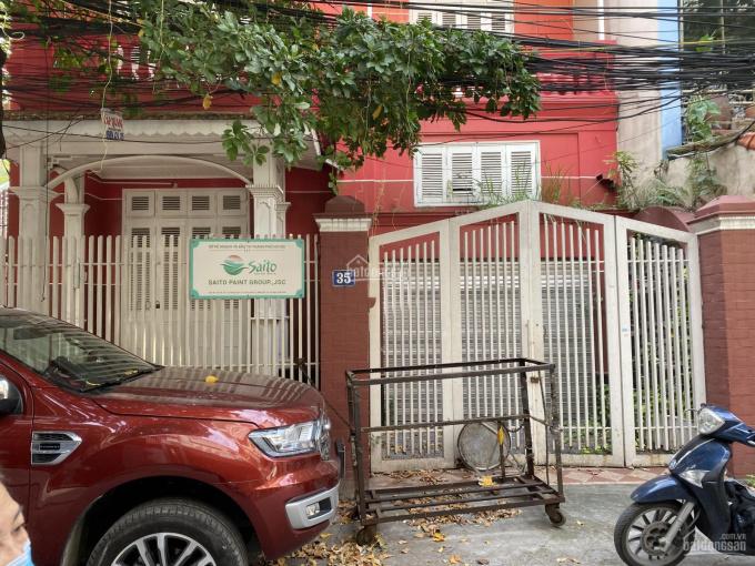 Cho thuê nhà đường Kim Giang, Hoàng Mai, HN. DT 100m2, 3.5 tầng, ngõ 2 ô tô tránh nhau, giá 18tr/th ảnh 0
