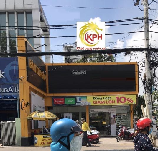 Vị trí kinh doanh sầm uất, đường Vườn Lài, 8x16 cấp 4 ảnh 0