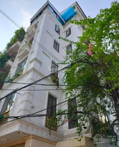 Nhà đẹp Trần Khát Chân, ô tô tránh góc 3 mặt, kdoanh đỉnh, 60m2 x 7 tầng x mặt tiền 5m giá 15.2 tỷ ảnh 0