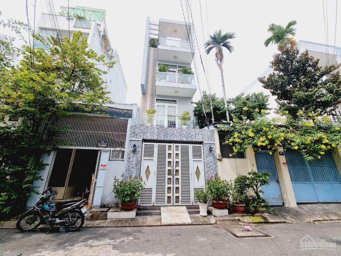 Bán nhà MTNB gần Nguyễn Xuân Khoát, 4mx15.6m, đúc 3.5 tấm, giá 8.6 tỷ, Phường Tân Thành, Q. Tân Phú ảnh 0