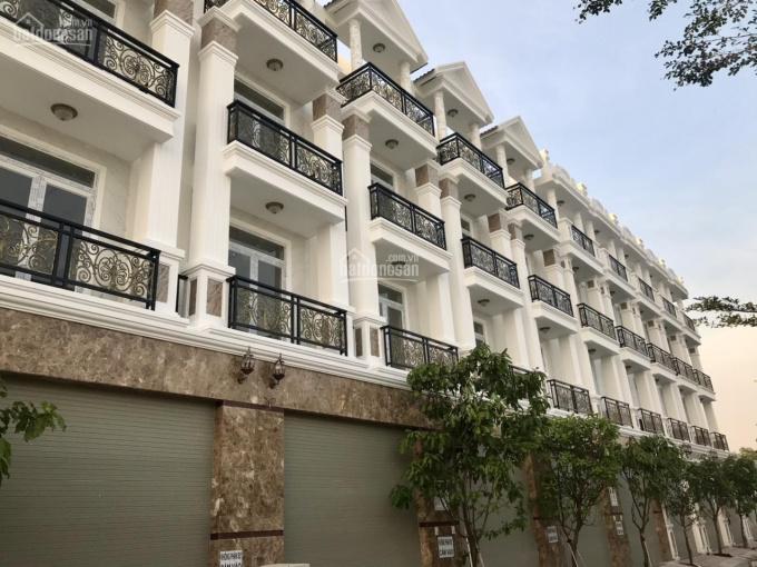 Khu nhà phố đồng bộ trục đường Phạm Văn Đồng đẹp nhất Hiệp Bình Chánh, Thủ Đức giá từ 6 tỷ/căn ảnh 0