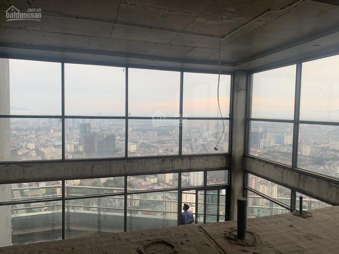 Bán căn hộ Penthouse rộng 300m2 chung cư Discovery 302 Cầu Giấy, sân vườn bể bơi rộng 80m2 ảnh 0