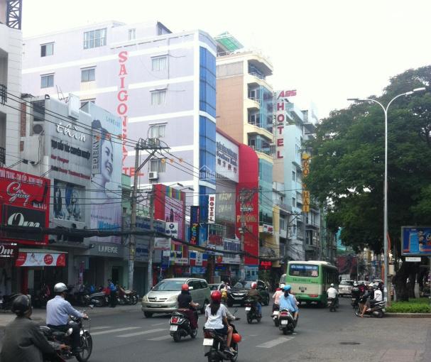 Bán nhà MT đường Lê Văn Sỹ vị trí đẹp, 4 lầu thang máy đang cho thuê nguyên căn ảnh 0