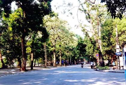 Bán căn lô góc phố Nguyễn Du 400m2 mặt tiền 16m, giá bán 255 tỷ, phù hợp tòa 11 tầng 2 hầm ảnh 0