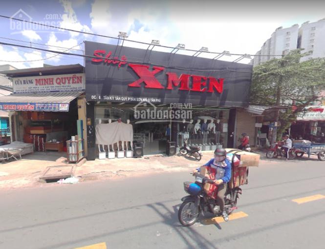 Cho thuê nhà mặt tiền đường Tân Kỳ Tân Quý, DT 11x20m hiện trạng là shop ảnh 0