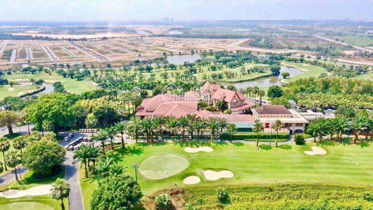 Kẹt tiền bán gấp nền Phú Gia, view sân golf, ngay khu tiện ích chung, đường 15m đi qua khu biệt thự ảnh 0