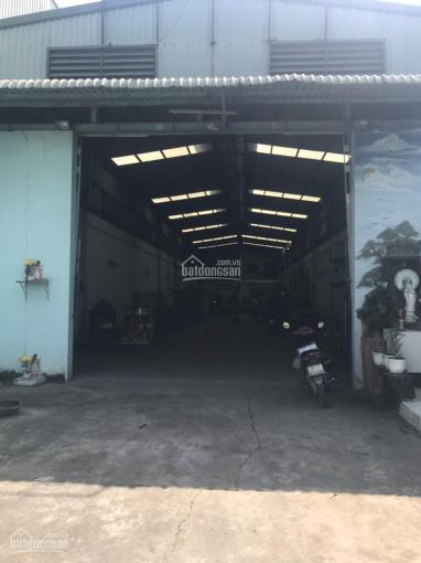 Cần bán nhà xưởng 1416m2, mặt tiền Hương Lộ 11, Xã Tân Quý Tây ảnh 0