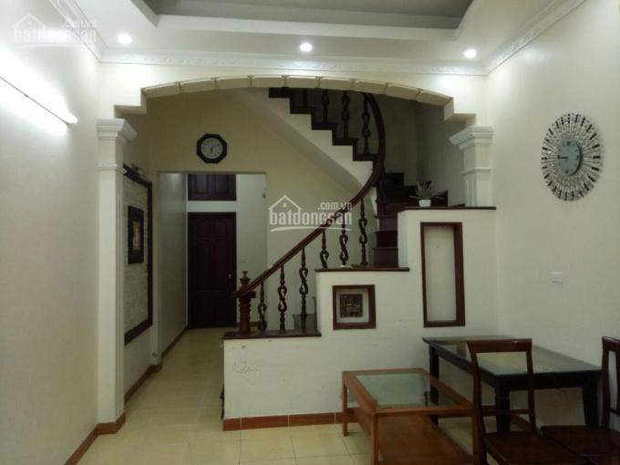 Cho thuê nhà 40m2 x 4 tầng khu Vĩnh Phúc, 4 ngủ. 8 triệu/tháng ảnh 0