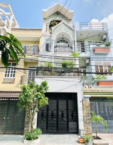 Bán nhà hẻm 368 Tân Sơn Nhì (4m x 16m) 3 lầu - Vị trí sầm uất - chính chủ ảnh 0