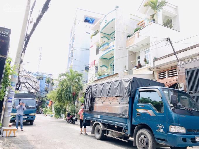 Bán cặp đất khu vip 8x24m, thích hợp xây biệt thự, Khu Bàu Cát, Quận Tân Bình. Giá 23 tỷ có bán lẻ ảnh 0