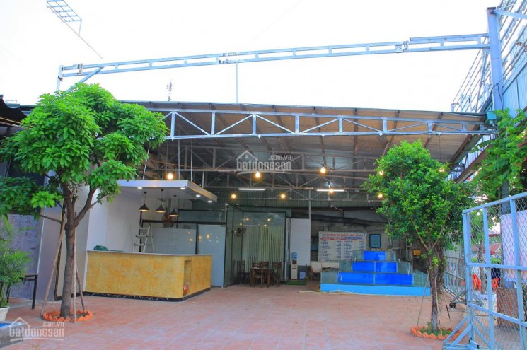 Cho thuê nhà hàng góc 2 mặt tiền đường Phạm Văn Đồng, Hiệp Bình Chánh, Thủ Đức N 100xD34m. 200triệu ảnh 0