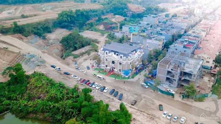 Bán siêu phẩm trung tâm tổ chức sự kiện Lô góc 3 thoáng víp nhất Lào Cai vị trí đắc địa tổng ảnh 0