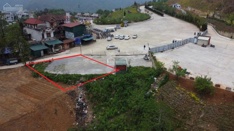 Sapa - Chính chủ bán 600m2 đất lô góc 2 mặt tiền, cạnh cáp treo Fansipan, chỉ 8 tỷ 350tr ảnh 0
