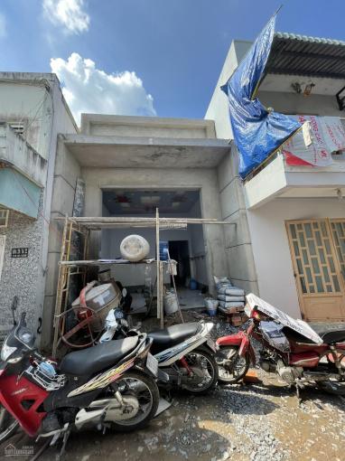 Bán nhà trệt hẻm 1 sân bóng An Bình, giá rẻ, gần trường học, chợ ảnh 0