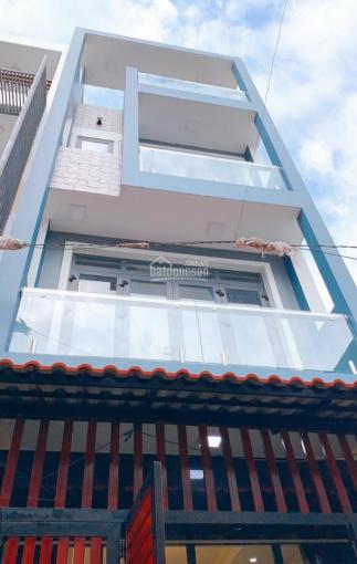 Cho thuê nhà HXH 248/6A Nguyễn Thái Bình, P. 12, Q. Tân Bình thông ra khu K300, Cộng Hòa ảnh 0
