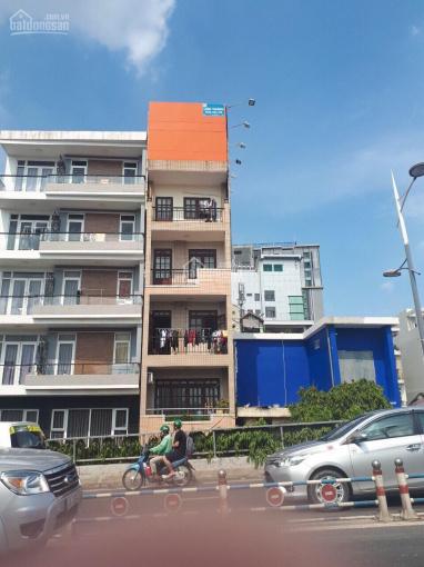Bán nhà mặt tiền Nguyễn Văn Cừ, Quận 1, đang cho thuê ổn định - LH: 0356.346.379 ảnh 0