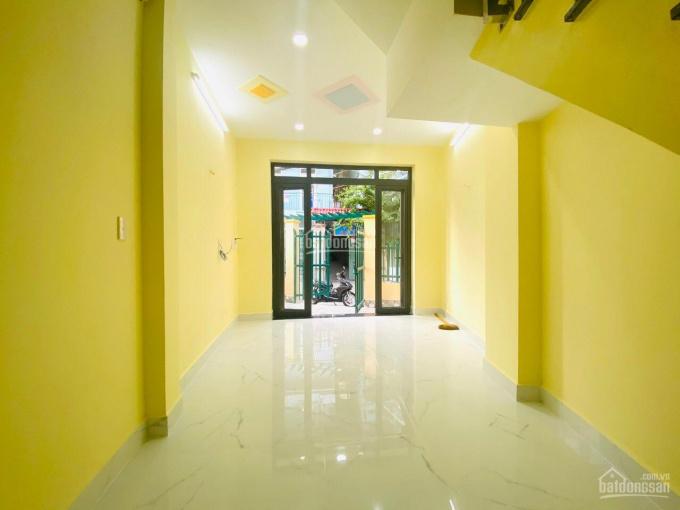 Bán nhà 61m2, 3 lầu, mặt đường nhựa thông rộng 5m, Nguyễn Duy Trinh, p. Bình Trưng Tây, Q2 ảnh 0