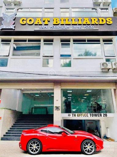 Chính chủ cho thuê mặt bằng kinh doanh 100m2 mặt tiền 12m tại số 35A/45 Trần Thái Tông - Cầu Giấy ảnh 0