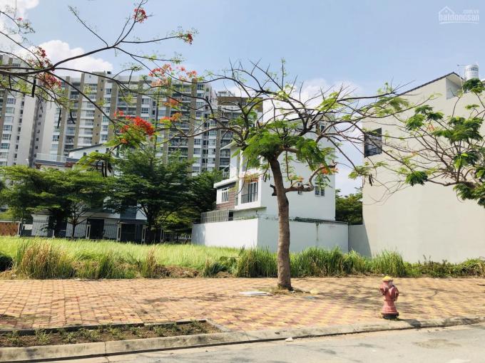 Bán lô đất biệt thự khu dân cư Hạnh Phúc (Happy City - CC1), Bình Chánh, mặt tiền Nguyễn Văn Linh ảnh 0