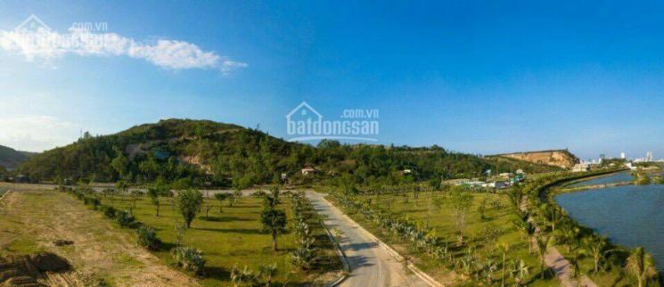 Bán 2 lô KĐT Sông Tắc Hòn Một (Nha Trang River Park) Gần Sông giá chỉ 14 triệu/m2, LH 077.808.7705 ảnh 0