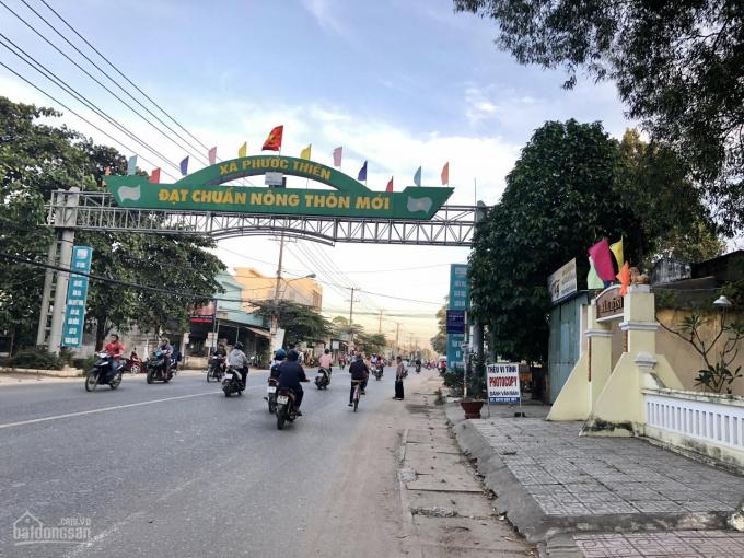 Bán Đất Phước Thiền nằm đối diện trường cấp 3 gần Đình Ông Cọp, chợ Phước Thiền, KCN Nhơn Trạch 123 ảnh 0