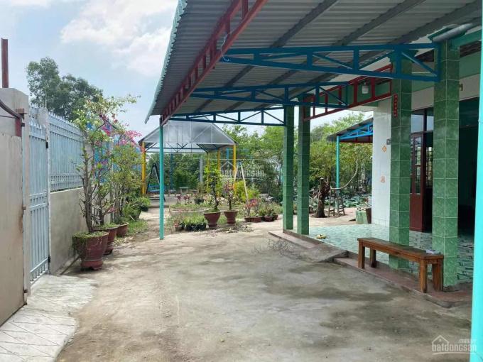 Bán nhà vườn 38x40m gần UBND xã Long Trạch, Huyện Cần Giuộc, Long An, đường bê tông 4m, G: 7tỷ5 ảnh 0