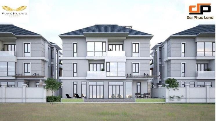 Dự án biệt thự mặt biển Vụng Hương Resort ảnh 0
