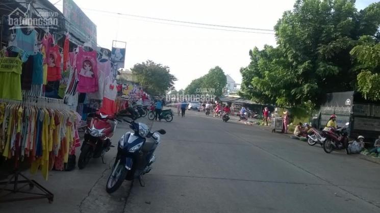Bán lô góc ngay chợ Chiều 175m2 (7x25) sổ hồng, đường đẹp, có GPXD, đông dân. 1tỷ450tr ảnh 0