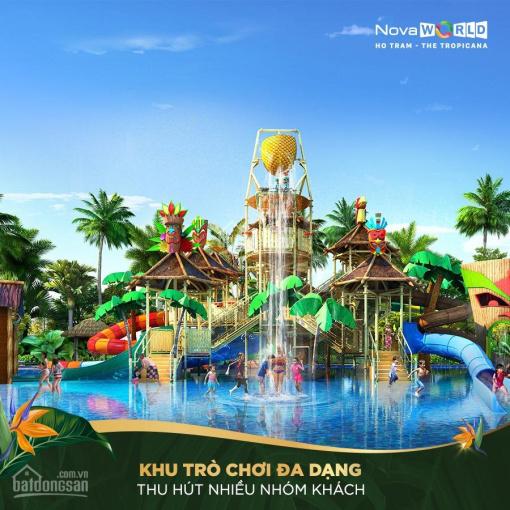 Bán Shophouse Novaworld Hồ Tràm, cam kết thuê 5 năm 80 triệu/tháng trong 5 năm ảnh 0