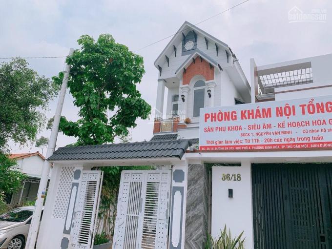 Cho thuê nhà nguyên căn Định Hoà, Thủ Dầu Một, Bình Dương 150m2 giá 9,3 triệu/tháng ảnh 0