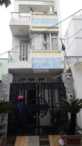 Nhà bán đường số 1 khu phố 17, Bình Hưng Hòa, phường An Lạc, quận Bình Tân, Nhà đẹp, xây kiên cố ảnh 0