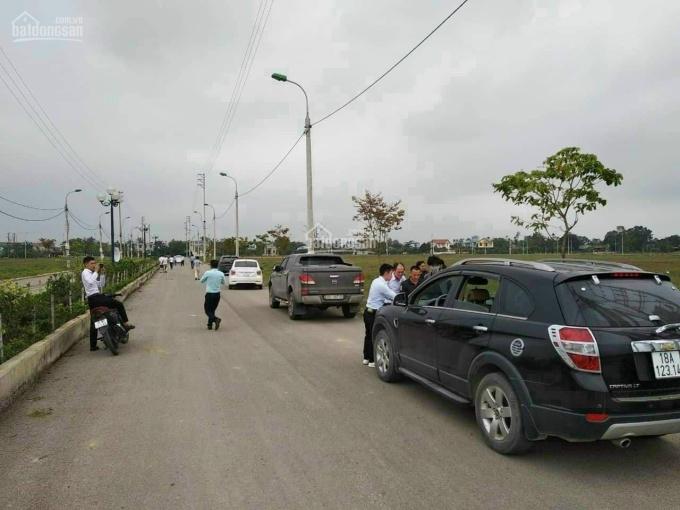Chính chủ cần bán lô đất dự án đất nền Sao Mai - Triệu Sơn, cách sân bay Thọ Xuân 10km, sổ riêng ảnh 0