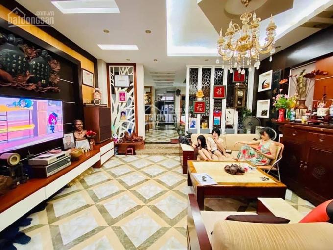 Nhà đẹp 55m2 x 5T Hào Nam, mặt tiền 6m, mặt ngõ thông ô tô tránh, gần phố, kinh doanh 10.2 tỷ ảnh 0