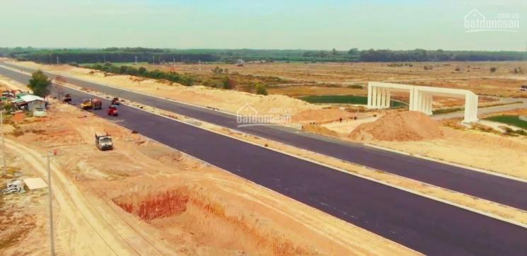 Đất nền Nhơn Trạch, giá sốc mặt tiền đường 25C 100m, giá chỉ 10 triệu/m2 sổ riêng từng nền ảnh 0