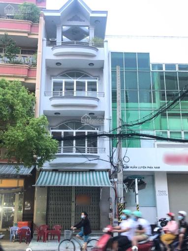 Nhà 4.2x18, 3 lầu, mặt tiền Nguyễn Sơn, Tân Phú, 5PN 6WC, kinh doanh sầm uất 24/7 ảnh 0
