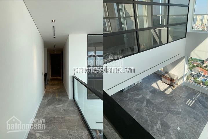 Penthouse Thảo Điền Pearl cần bán căn 4PN, 467.42m2 view thành phố ảnh 0