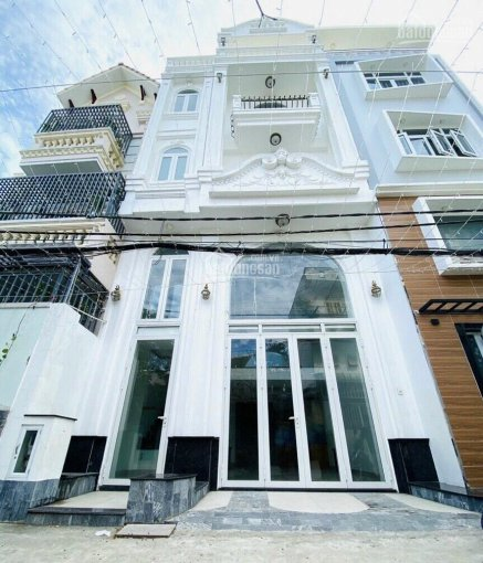 Nhà 1 trệt lửng và 2 lầu, ô tô rộng rãi tận nơi, nhà mới vào ở ngay, cách Nguyễn Thị Định chỉ 70m ảnh 0