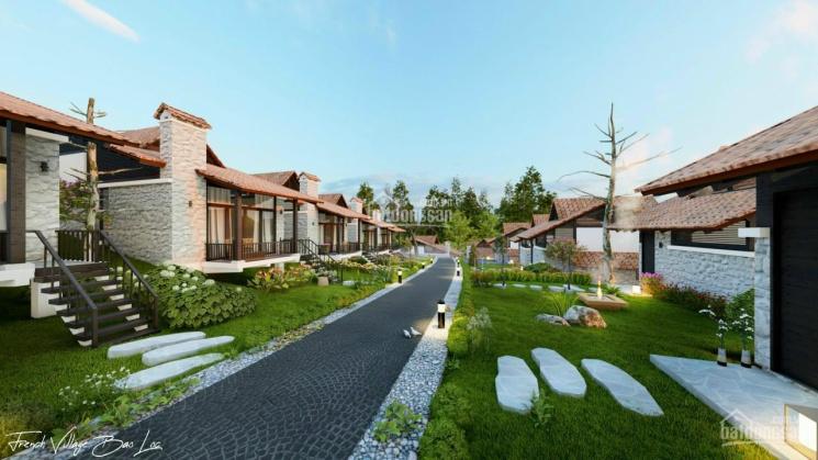 Biệt thự Làng Pháp ngay Bảo Lộc resort & spa có 102 ngay TP Bảo Lộc xứ sở thần tiên đầy tủ nội thất ảnh 0
