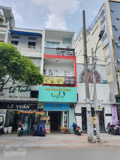 Bán nhà mặt tiền Nguyễn Công Trứ, Quận 1, DT: 4,4x21m, giá 53 tỷ ảnh 0