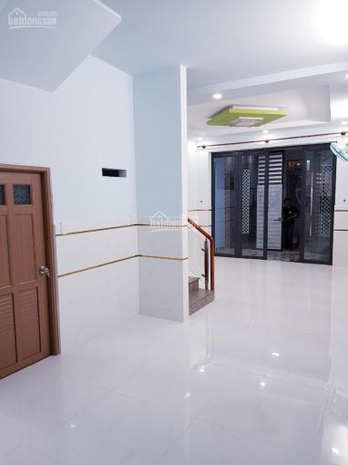 Bán gấp nhà hẻm Phan Văn Trị, P10, Gò Vấp, 4x12m, 1 trệt, 1 lầu, 4.2 tỷ ảnh 0