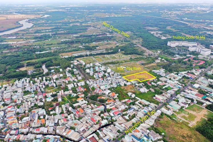 7000m2 mặt tiền hẻm xe tải 274 Nguyễn Văn Tạo, Long Thới, Nhà Bè Www. Nhabe. 360.com ảnh 0