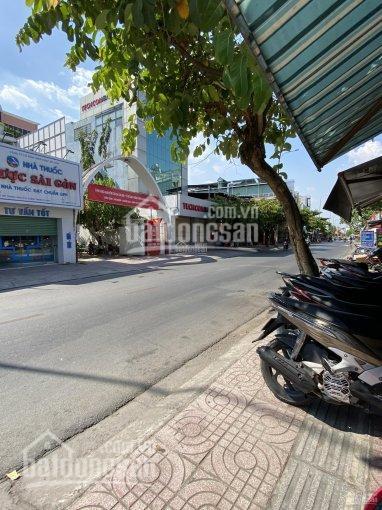 Bán nhà mặt tiền đường Nơ Trang Long Q. Bình Thạnh. DT 1277.9m2 sàn giá 80 tỷ TL, HĐ thuê 200,349tr ảnh 0
