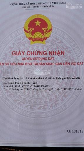 Chính chủ bán đất đường Phan Đình Phùng nối dài - Gia Lai ảnh 0